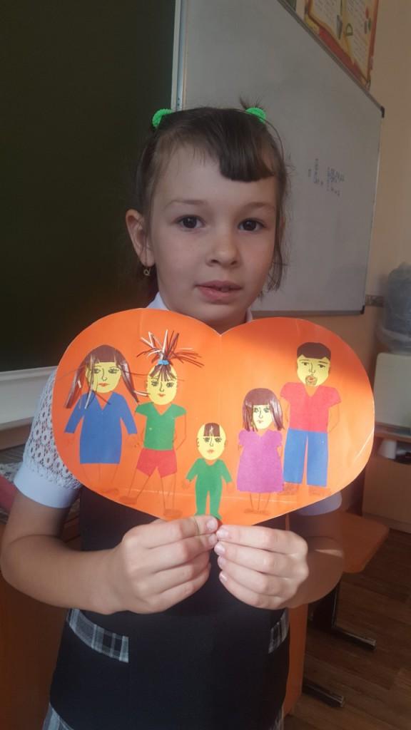 Сердце семьи Полины Ш., 1б